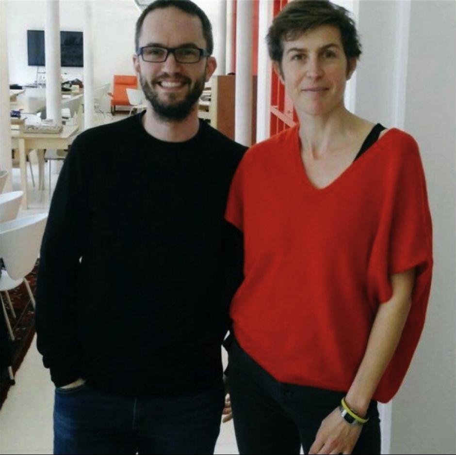 Hélène Fromen & Nicolas Silberman