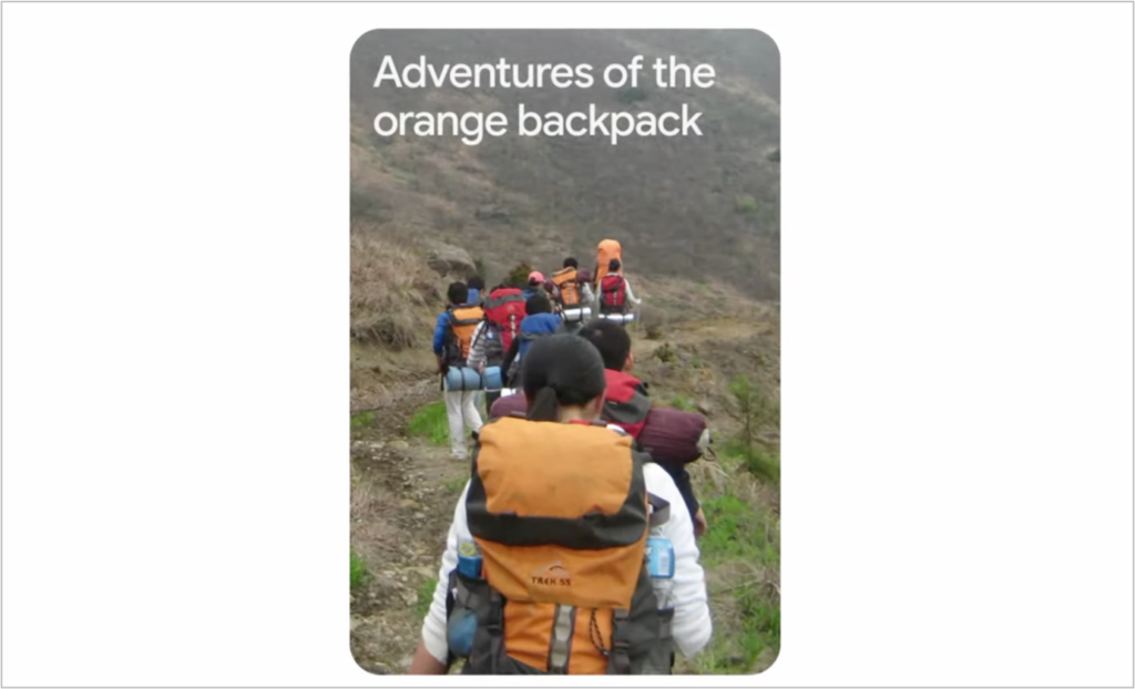 A group of people on a mountain  Description automatically generated with medium confidence